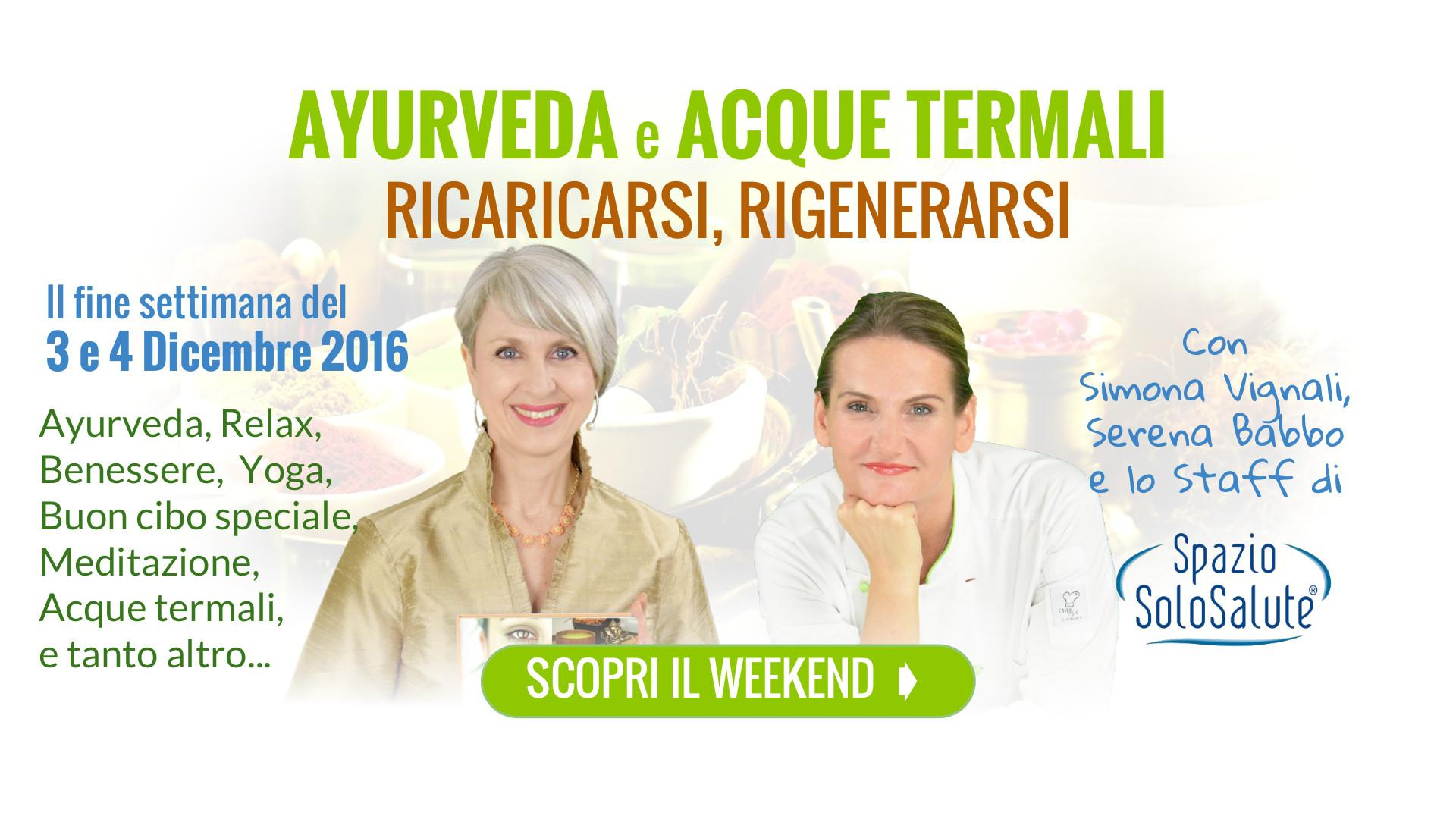 banner home weekend ayurvedico dicembre 2016
