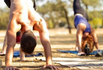 Stress: Yoga e saluto al sole